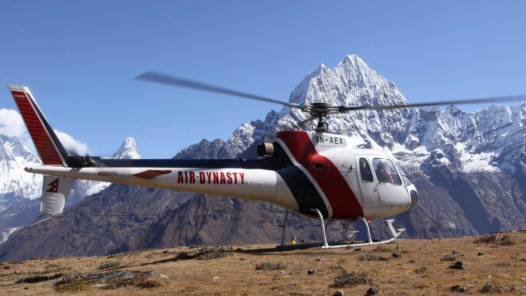 Mt Everest Helicopter Tour Helicopter Ride To Everest Base Camp