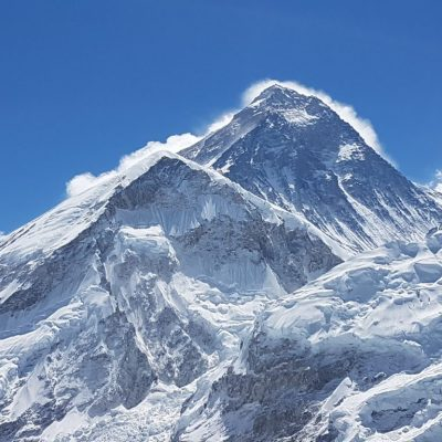 Backpacker Everest Base Camp Trek