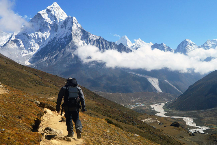 Everest Base Camp and Gokyo lake Trekking