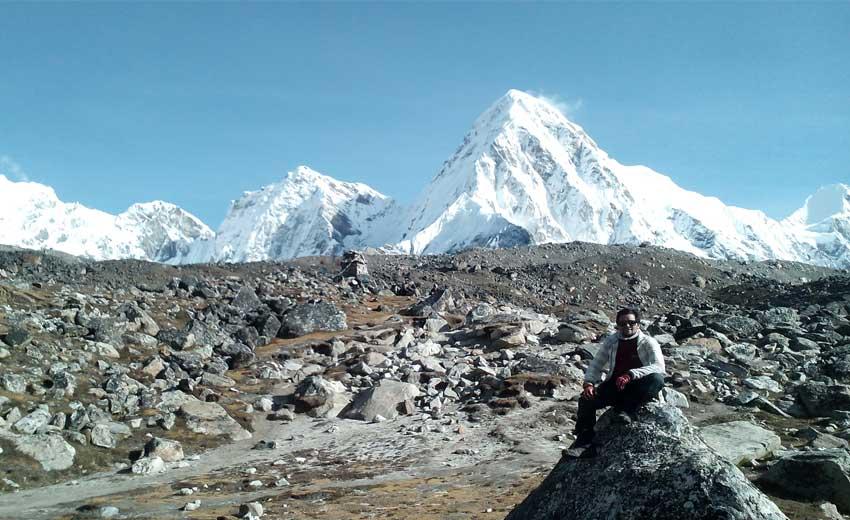 Everest Base camp Trek & return by Helicopter- 11 Days