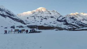 Annapurna Base Camp Trek-13 Days