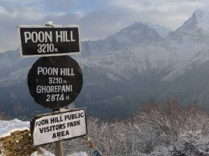 Poon Hill Trek- 8 Days