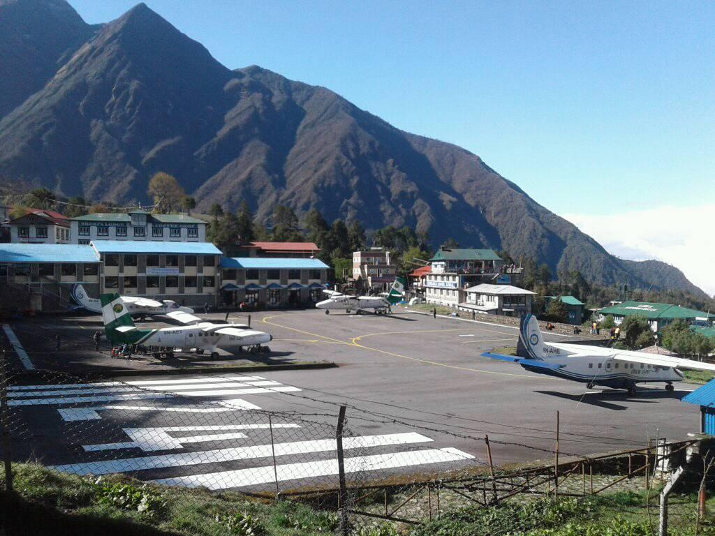 Kathmandu to Lukla Flight Ticket Boking