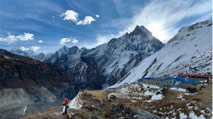 Annapurna Base camp Trek Via Poonhill -12 Days