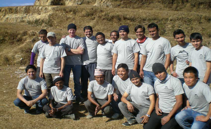 Adventure Great Himalaya Staff