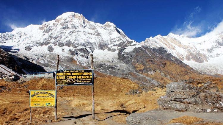 Annapurna Base camp Trek- 6 days from Pokhara