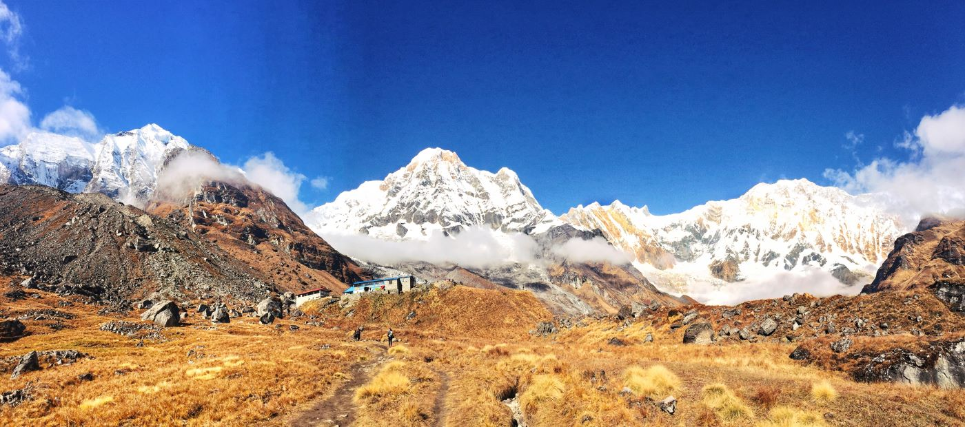 Journey to Base Camp of 8th World Tallest Peak