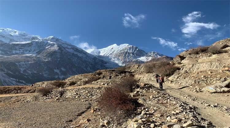 Annapurna Manang Trek