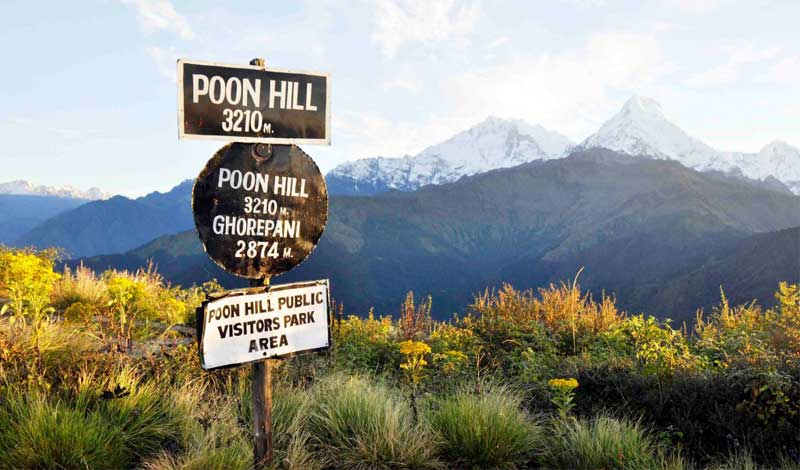Annapurna poonhill Trek-Adventure Great Himalaya