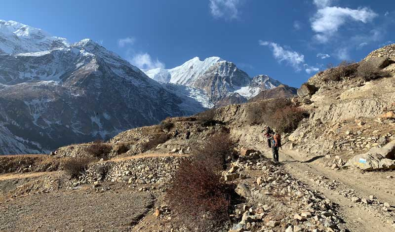 Annapurna-trekking