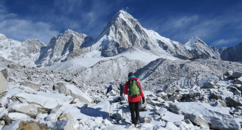 Best 5 Base camp Treks In Nepal