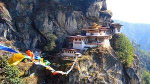 Nepal Tibet Bhutan Tour – 16 Days