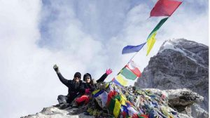 Excellent Trek to Everest base camp and Kalapather