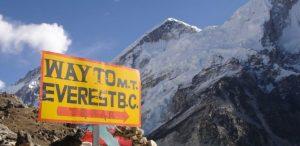 EBC Trekking In Nepal