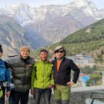 Everest base camp and 3 High pass Trek