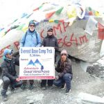 Everest Base Camp+ Kalapather, Three high pass and Island peak