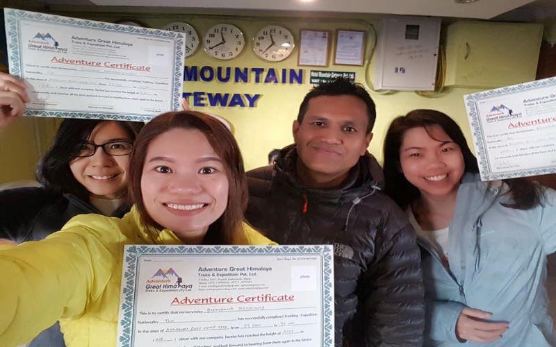 Everest Base Camp Trek Company