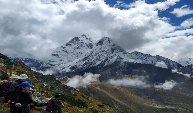 Group Trekking Himalaya