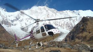 All Nepal Helicopter Tours