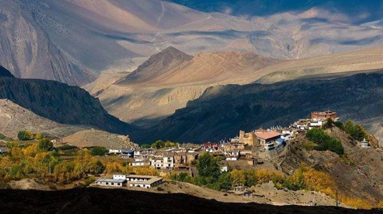 Jomsom Muktinath Trek -trek 5 days