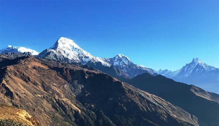 Kopra Trek- New Trekking trail