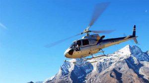 Langtang  Gosaikunda Helicopter Tour