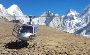 Everest View Luxury Trip by Helicopter- 5 days