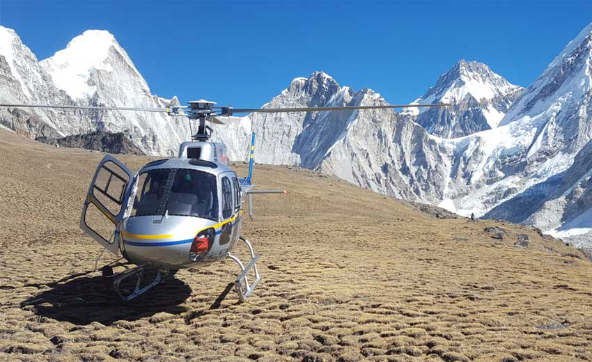Nepal Luxury Tours