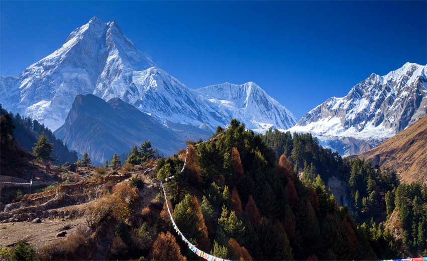 Manaslu Trek- Adventure Great Himalaya