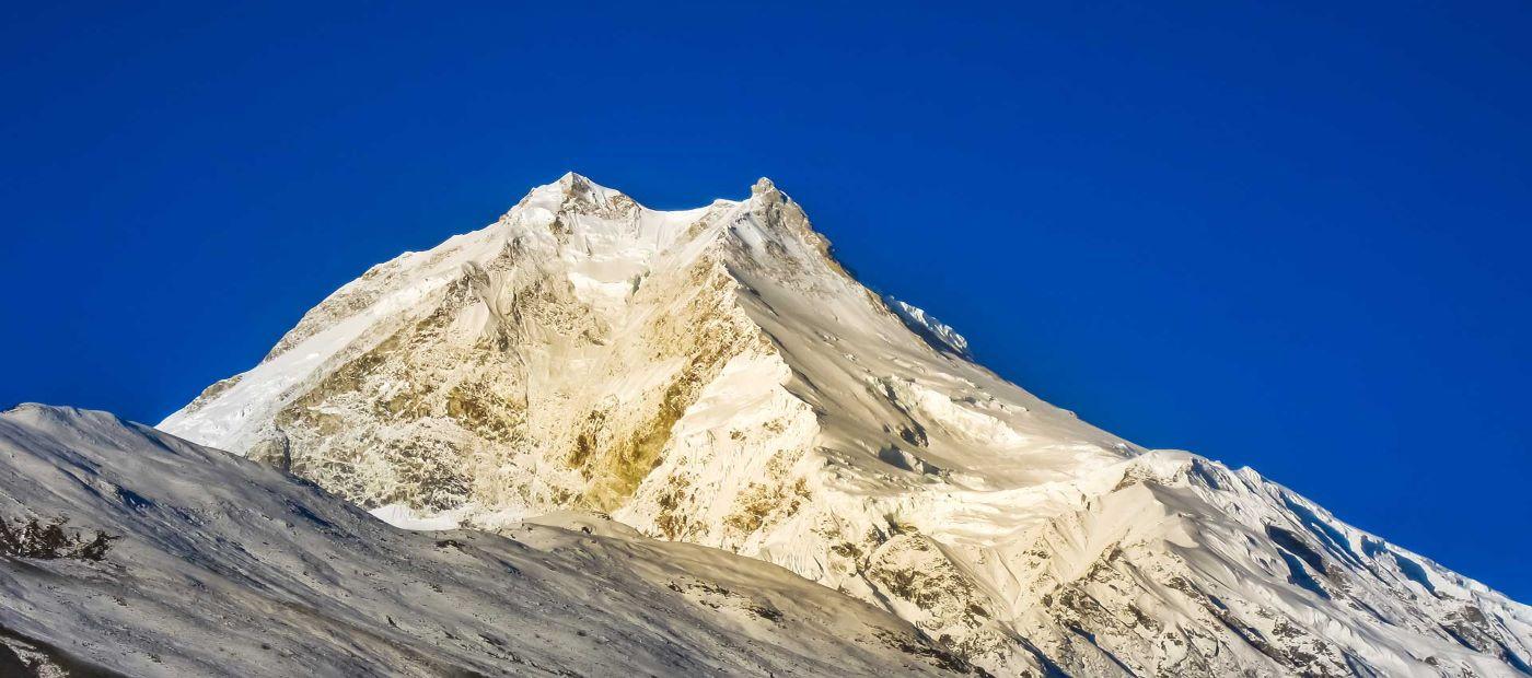 The Trek runs along the 7th highest peak of the World