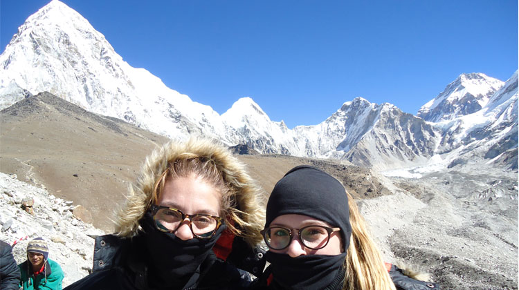 Everest Base Camp Trekking-Melisa-