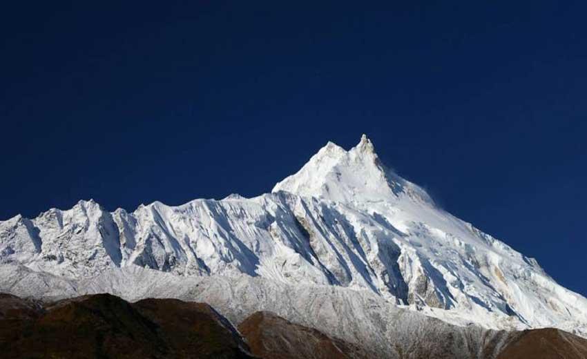 Manaslu Trekking- Scenery of Himalaya
