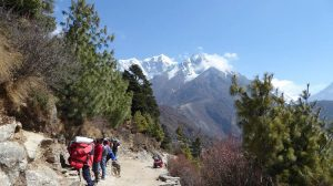Short Everest Base camp Trek – 12 Days