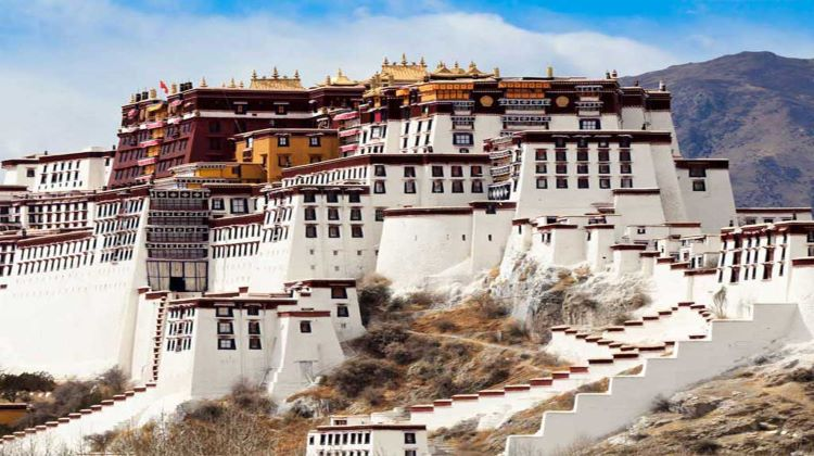 Tibet Tour 3 night 4 days