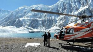 Annapurna and Tilicho lake Helicopter Tour