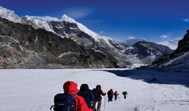Trek the Himalaya