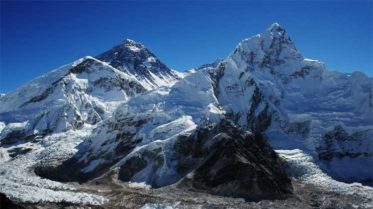 Trek to Everest Base camp-10 Days-Adventure Great Himalaya