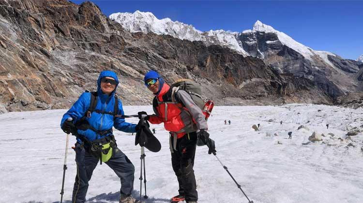 Trek to Everest Base camp-Adventure-Great-Himalaya