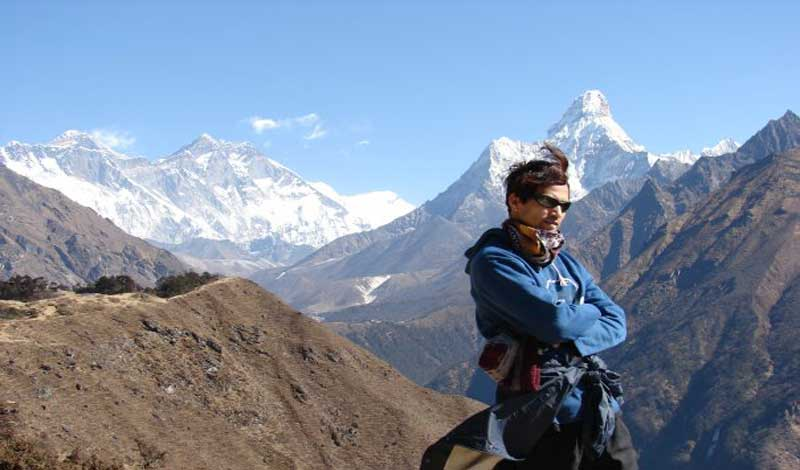 Trekking Guide- Babu Karki