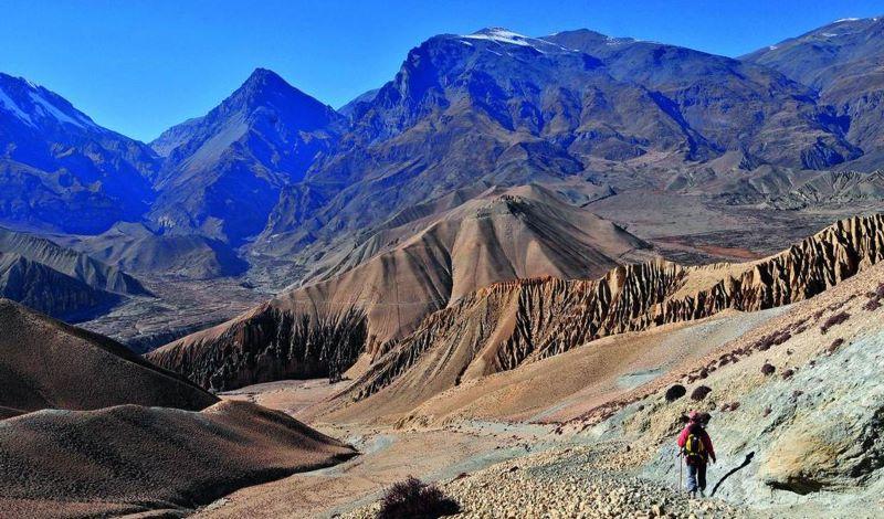 Upper mustang Trekking Cost
