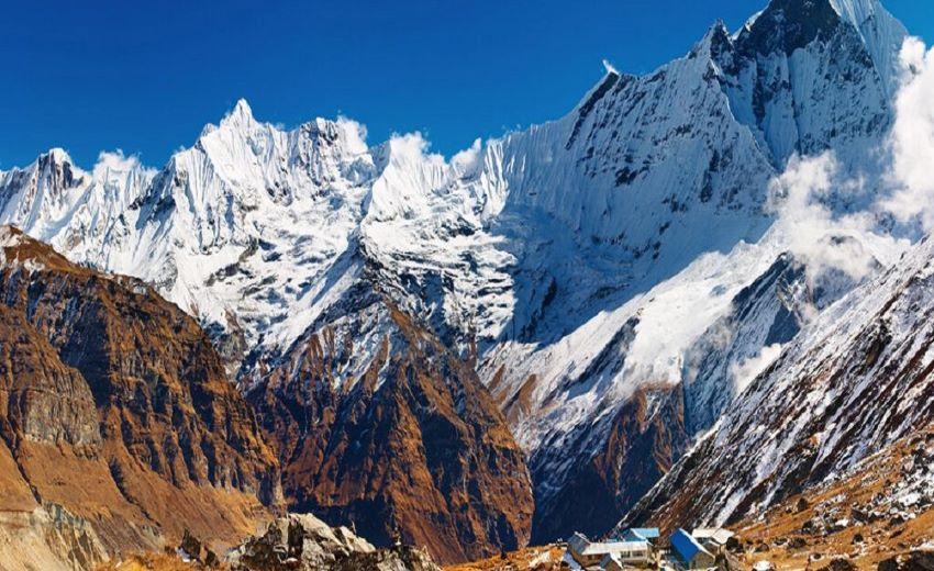 Annapurna Base Camp Trek- top 5 best Base camp trek