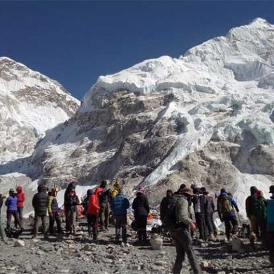 13 Days Everest base camp Trek