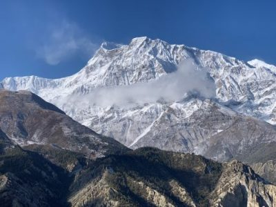 Annapurna Circuit trek with Tilicho lake Trek