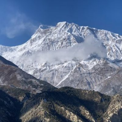 Annapurna Circuit Trek with Tilicho Lake Trekking