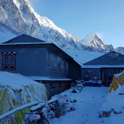 Island Peak Climb with Everest Base Camp