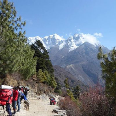 Everest Base camp Trek 12 Days