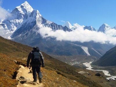 Everest base camp and gokyo lake trekking