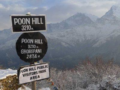ghorepani-poonhill Trekking