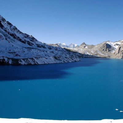 Annapurna Circuit With Tilicho Lake Trekking