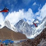 Mt Everest Base Camp Helicopter tour